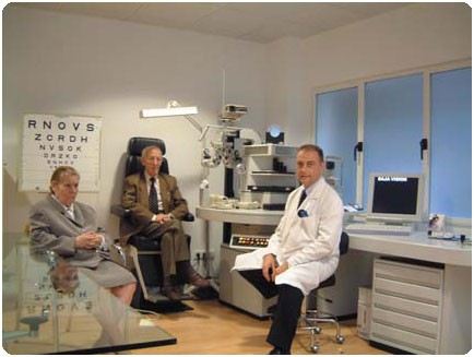 Consulta optico-optometrista